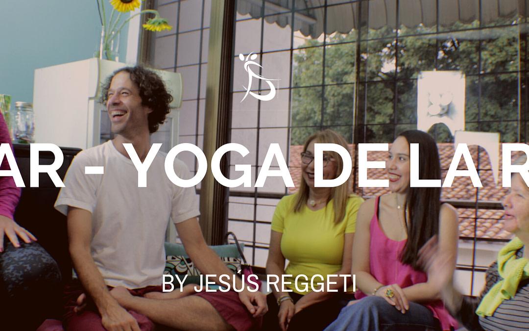 Yoga de la risa | Todos los beneficios del yoga junto  lo mejor de la risa