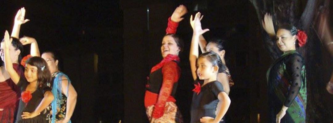 Divina Pastora señora del flamenco en Venezuela