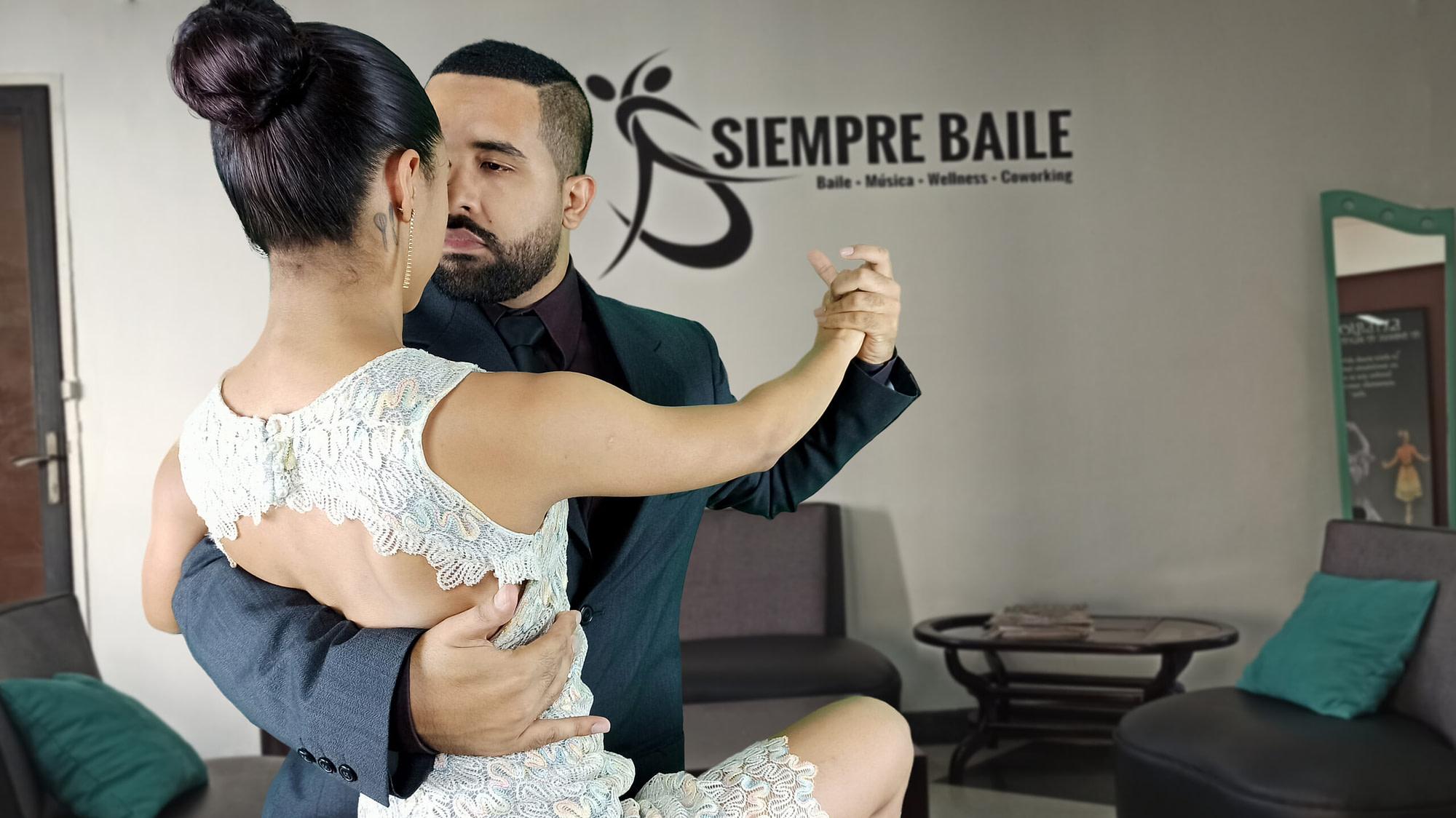 Tango en Siempre Baile