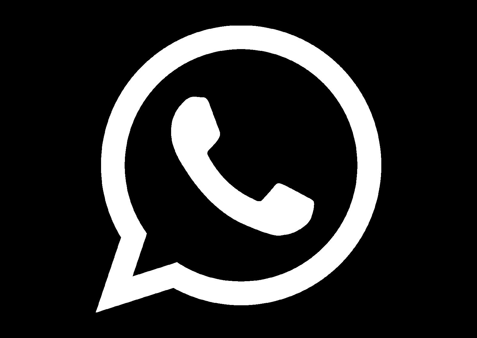 Logo de Whatsapp para la sección de esta siempre en contacto con nosotros