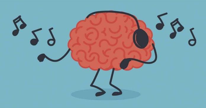 cerebro bailando