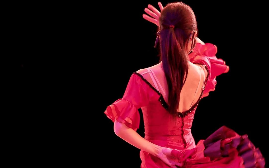 Del Flamenco para el mundo | Un regalo para la humanidad – By Lela