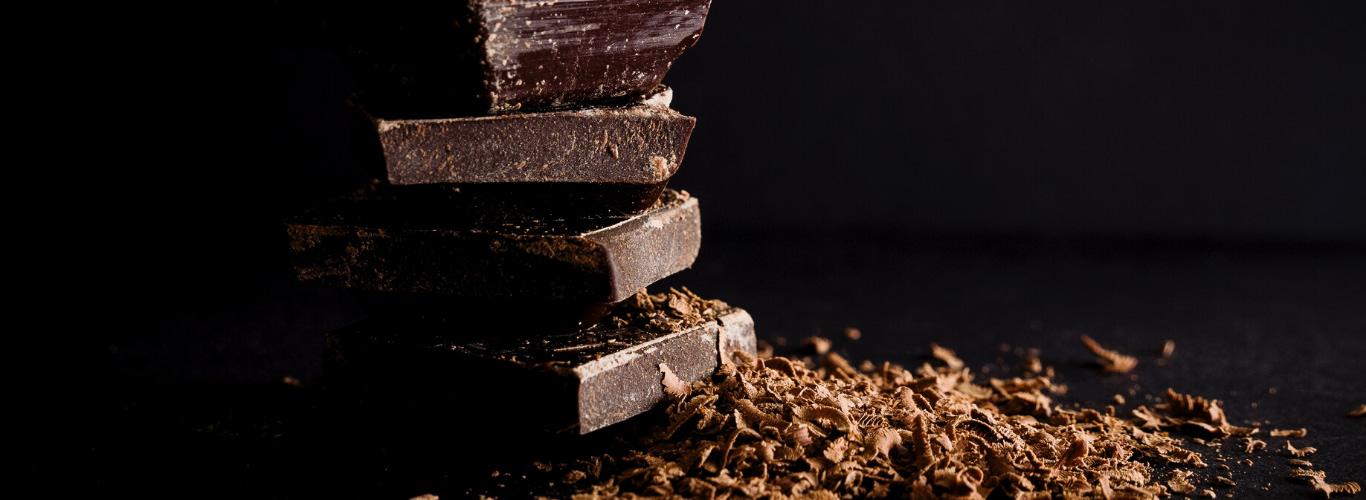 Chocolate endorfinas bálsamo para crisis