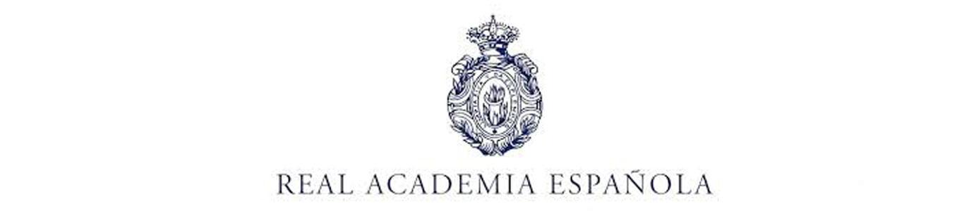 Imagen del logo de la RAE
