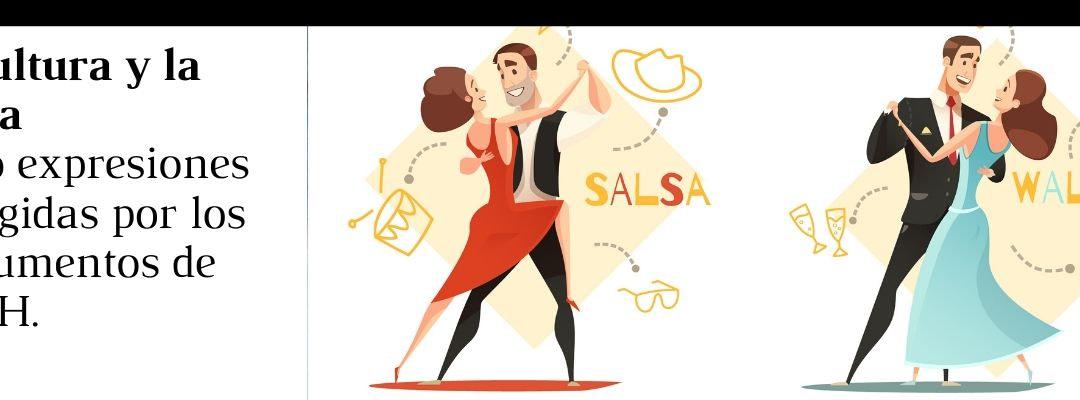 La Cultura y la danza como expresiones protegidas por los instrumentos de DDHH