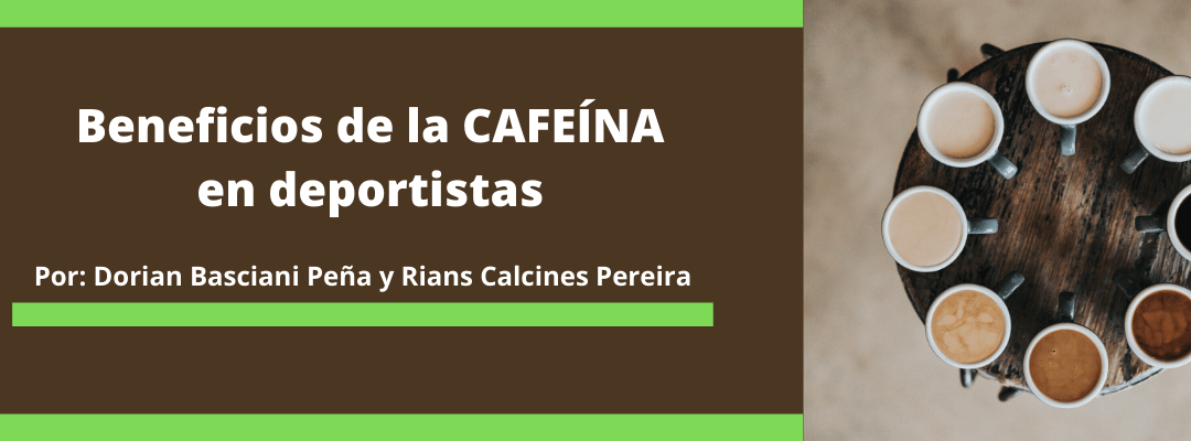 Beneficios de la cafeína en deportistas