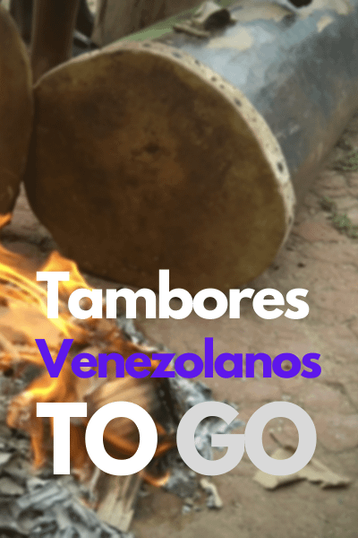 tambores-venezolanos-to-go-poster